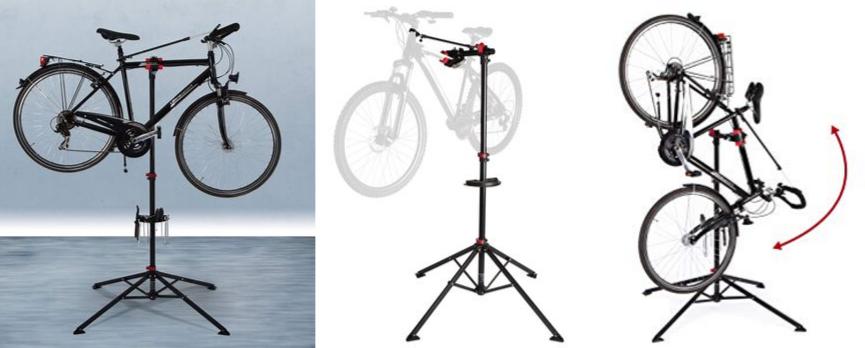 soporte para arreglar bicicletas lidl, soporte para reparar bicicletas segunda mano, soportes para reparación de bicis