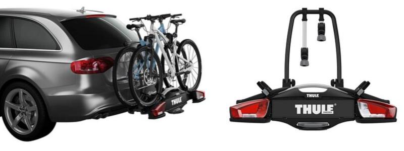 portabicicletas portón thule, porta bicicletas maletero thule