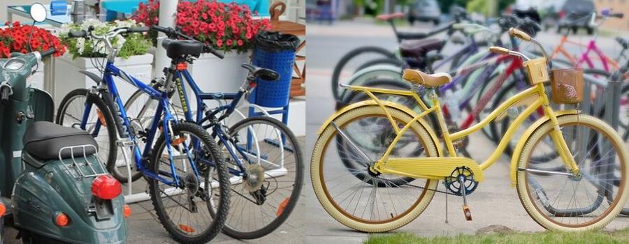 los mejores estacionamientos para bicicletas Los mejores aparca bicis online, soporte bicicleta suelo decathlon