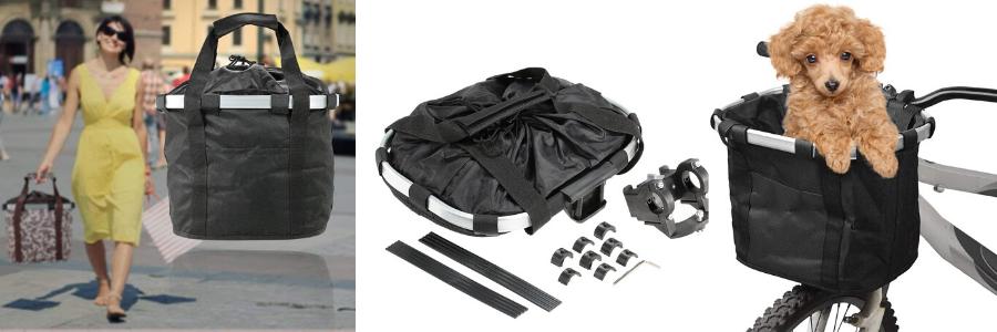 La mejor cesta para bicicleta, cesta bici decathlon, cestas para bicicletas amazon, cestas para bicicletas el corte inglés, cesta para bicicleta aliexpress