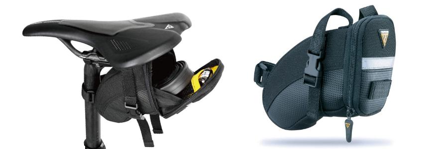 bolsa de sillin para bicicleta, bolsas de sillin para bicis, bolsa de asiento para bicicleta, bolsa de asiento para bicicleta