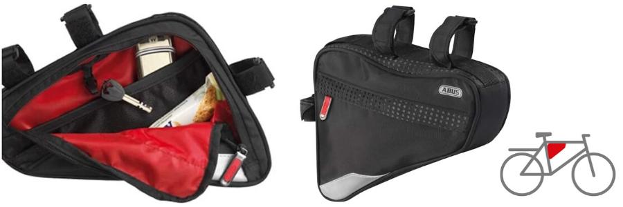 bolsa bicicleta de cuadro, bolsa triangular para bici, bolsas de bicicleta mtb, bolsas de bicicleta montaña, bolsas de bicicleta trasera, bolsa de bici